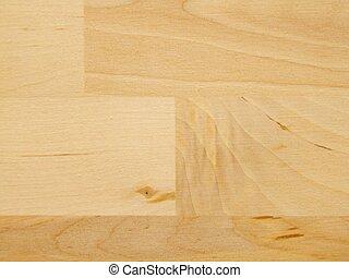 beech wood board background