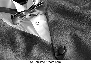 弓, 領帶, 無尾禮服, 襯衫