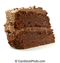 Reduced Fat Cake - Reduced Fat chocolate Cake made with...