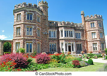 Mount Edgecumbe House - A Beautiful 16th Century English...