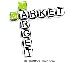 Market Target Crossword