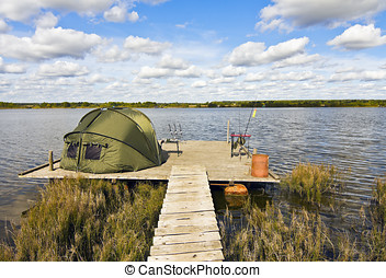 Fishing Lake - Fishing with an overnight stay at the lake