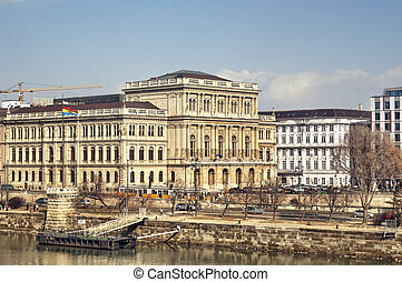 Hungarian Academy of Science MTA - Buidling of Academy of...