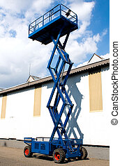 Power acces platform - Aerial work platform