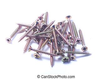 Wood working screws