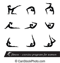 fitness-for-women - fitness - exercise program for women