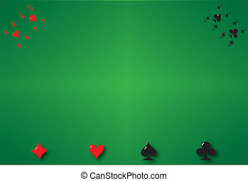 background poker