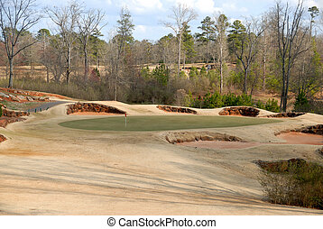 golf course winder georgia usa
