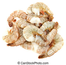 Thailand Shrimp Raw Deveined - Small bunch of Thailand...