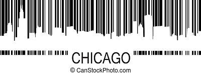 chicago barcode