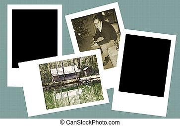 Old Polaroids