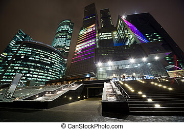 MOSCOW, The Moscow international business - The Moscow...