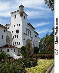 Historic Building in Santa Barbara