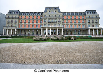 Palais Wilson Second Empire Style Building Geneva,...
