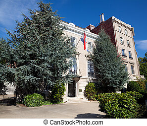 Embassy Croatia Washington DC Italian Renaissance - Embassay...