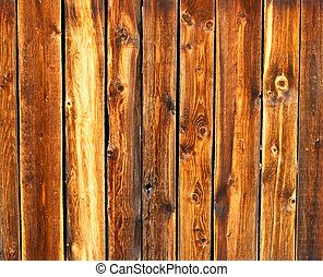 Really old larch wooden texture