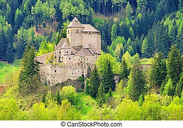 Sterzing castle Reifenstein 01