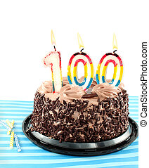 Black forest chocolate anniversary cake