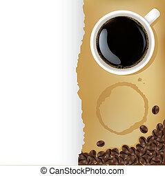 bohnenkaffee, Becher