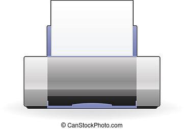 InkJet Printer - Medium Home Color Photo InkJet Printer...