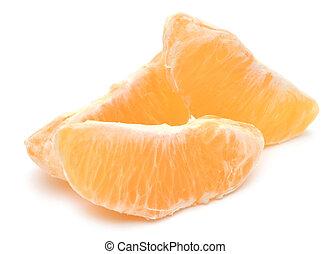 Juicy orange