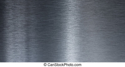 High quality smooth metal texture