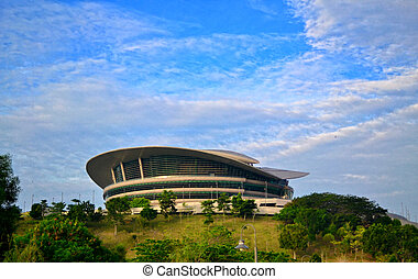 Putrajaya International Convention Centre located at...