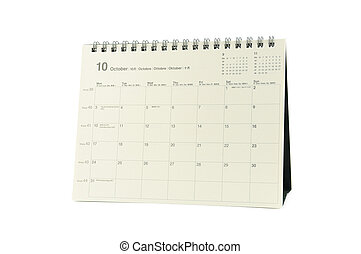 Multilingual calendar, october 2011 - Multilingual desktop...