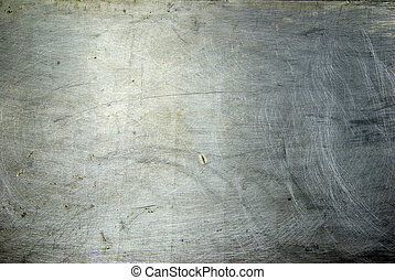 grunge metal - old grunge metal plate steel background