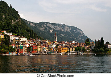 Lake Como Varena - Most beautiful Italian lake Como