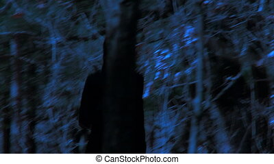 Night Stalking, Jihad terrorist perhaps blacks ops perhaps