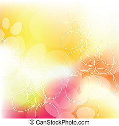 Modern abstract background with copy space