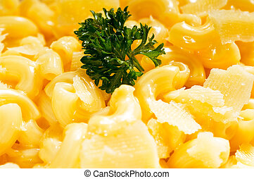 mac and cheese - fresh original american style macaroni and...