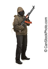 terrorista, arma