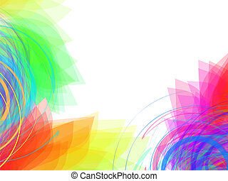 abstract background, vector, EPS 10 with transparency