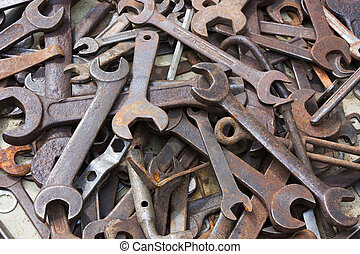 old spanners