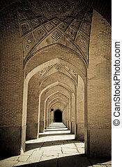 Vakil, mosquée, Shiraz, iran