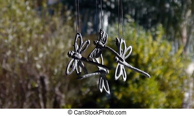 Wind Chime Dragonflies