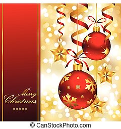 Christmas Design - Vector illustration representing...
