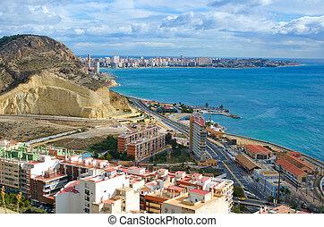 Alicante, playa