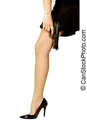 Arma, seducción