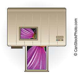 InkJet Printer