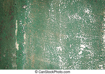 sand paper - close up detail shot, looking down at a well...