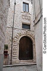 Convento Grande Church. Putignano. Apulia.