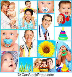Health - Mother, baby, children, family, health, doctor,...