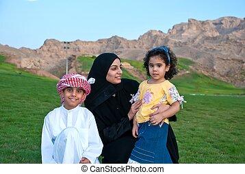 árabe, familia