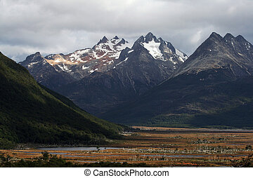 Andes Mountains, Ushuaia
