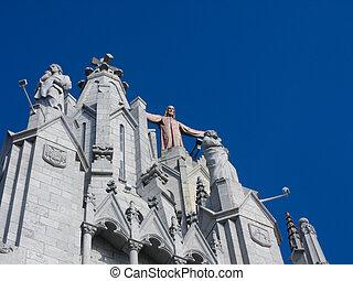 心, 教会, 神聖, イエス・キリスト