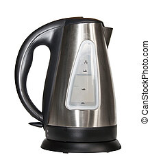 kettle isolated on the white background