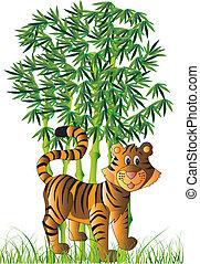 Tiger - Cute Tiger